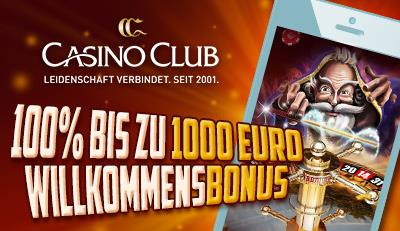 Casino Club Handy Casino