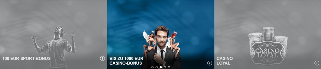 Bet-at-Home Angebote