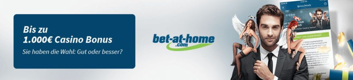 Bet-at-Home Bonus 2019
