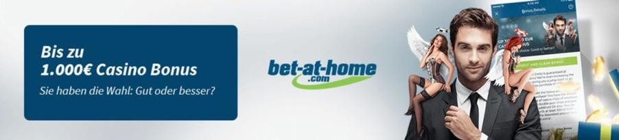 Bet-at-Home Casino Bonus Banner