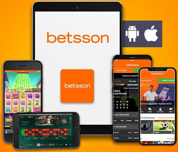 Casino Betsson Mobile