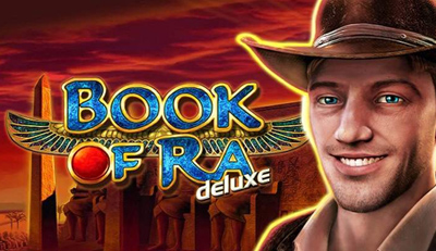 book of ra deluxe logo neu