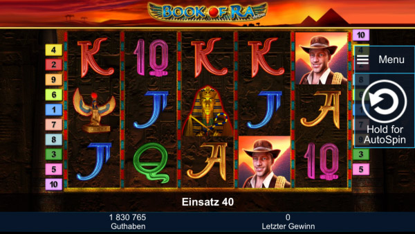 Casino Book Of Ra Deluxe