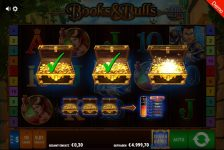 Books and Bulls Golden Nights Jackpot