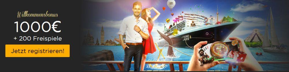 Casino Cruise Bonus 2019