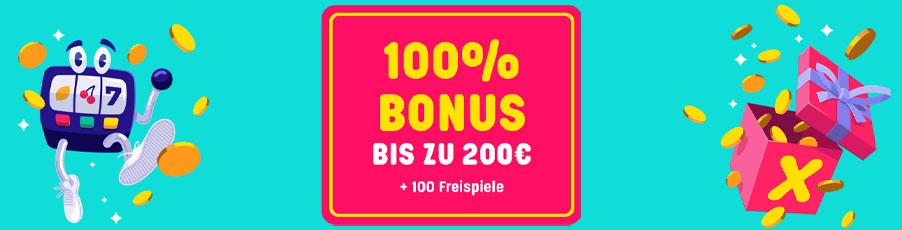 Caxino Bonus Banner