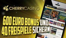 Cherry Casino App mit deutscher Lizenz