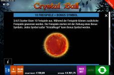 Crystal Ball Bonus