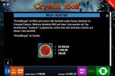 Crystal Ball Freispiele