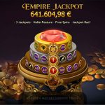 Empire Fortune Jackpots