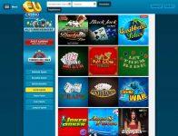 EU Casino Kartenspiele