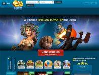 EU Casino Startseite
