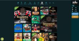 Ikibu Mobile Casino Live Games
