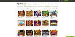Lapalingo Casino beliebte Spiele
