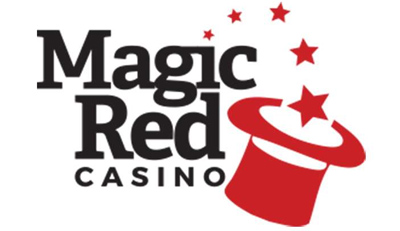magic red casino logo
