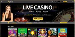 Mega Casino Live Casino