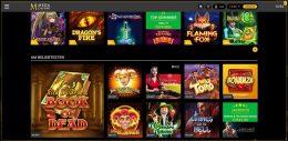 Mega Casino Online Slots