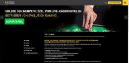 Mega Casino VIP