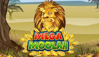mega moolah logo neu