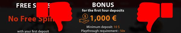 Mobile Casino Betrug unfaire Bonusbedingungen