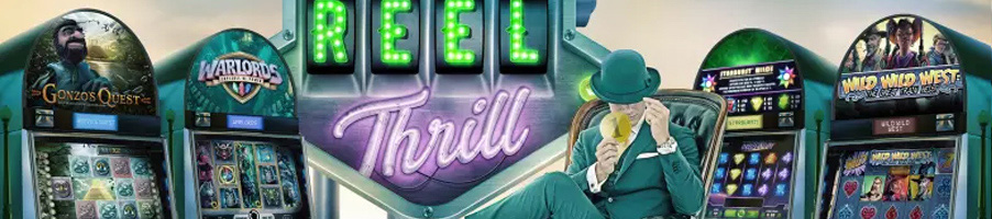 Mr Green Casino Bonus Banner