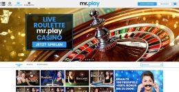 Mr Play Casino Live Casino