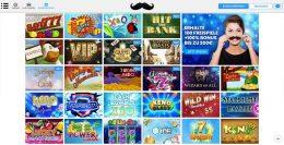 Mr Play Casino Rubbellose