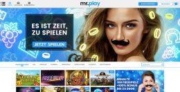 Mr Play Casino Vorschau