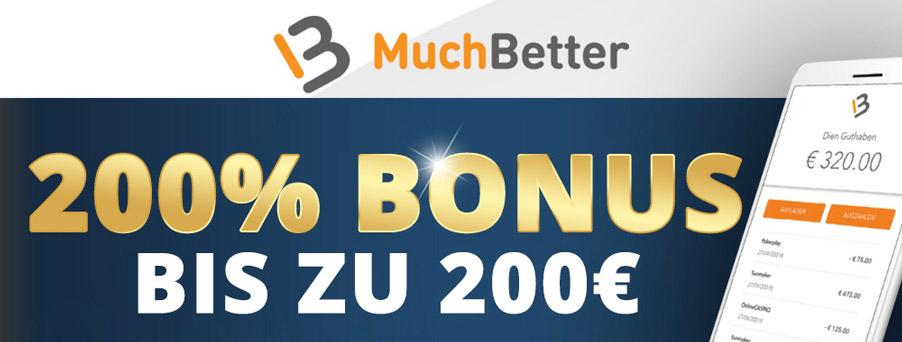 MuchBetter Sunmaker Bonus