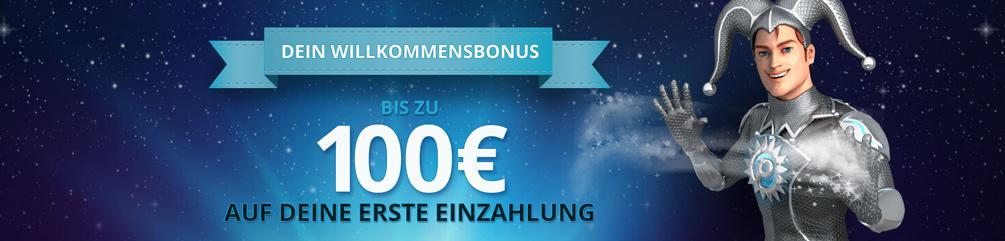 Platincasino Bonus Banner