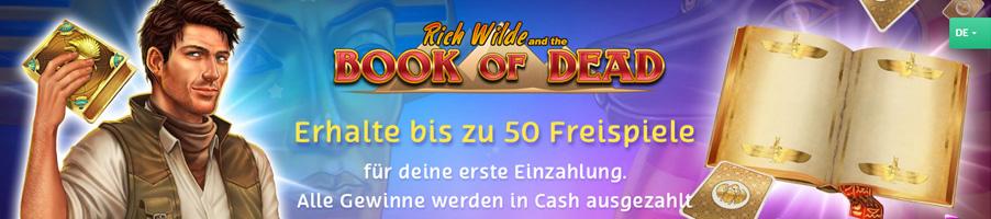 PlayOJO Casino Bonus Banner