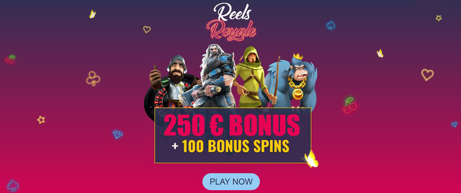 Reels Royale Casino Bonus