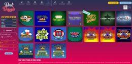 Reels Royale Casino Vorschau Videopoker