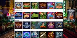 Spinpalace Casino Games