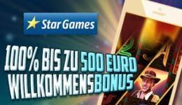 Stargames mobile Casino mit vielen Novoline Slots