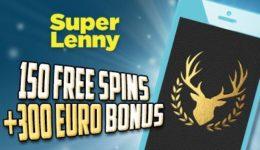 Super Lenny Casino App – nur für die coolsten Player