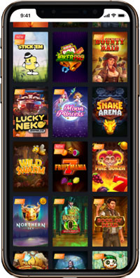 Twin Casino mobile Games