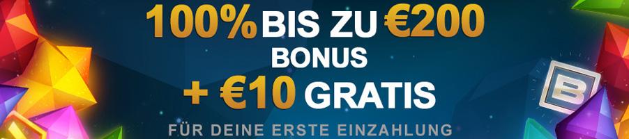 Videoslots Casino Bonus Banner