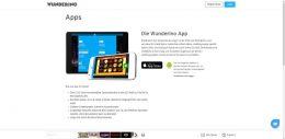 Wunderino Vorschau Apps